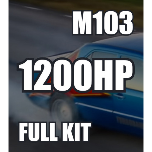 Complete M103 (600-1200hp)